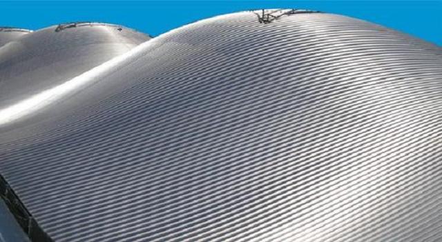 铝板金属屋面