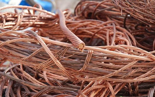 北京电缆废铜回收图片